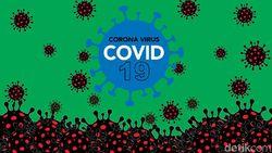 DKI Tertinggi, Ini Sebaran 4.361 Kasus Sembuh dari Corona pada 1 Desember