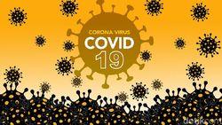 Gubernur Bank Sentral India Positif COVID-19