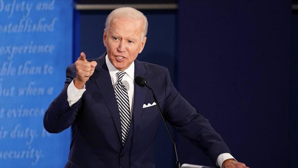 Joe Biden Ngegas di Florida, Basis Suara Trump di 2016