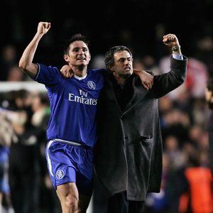 Mourinho Kini Maki Lampard, Dulu Pernah Memujinya Saat Telanjang