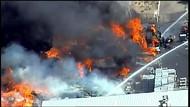Kebakaran di Fasilitas Daur Ulang AS, Udara Langsung Tercemar