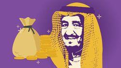 Kekayaan Raja Salman di Mana-mana