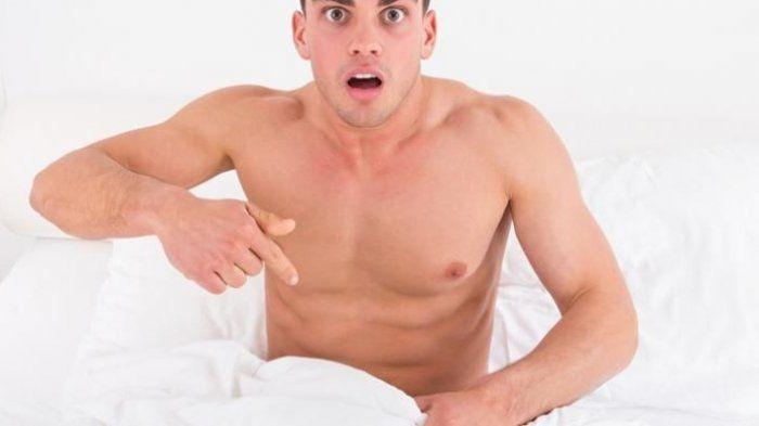 Ketahuan Selingkuh, Selangkangan Pria Ini Disiram Air Panas Oleh Kekasih
