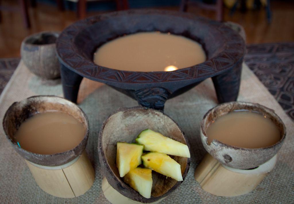 Makanan tradisional Vanuatu