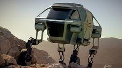 Hyundai Mau Bikin Transformers Sungguhan, Mobil yang Bisa Berjalan...Pakai Kaki