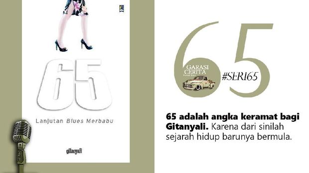 Novel 65 Lanjutan Blues Merbabu