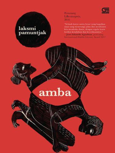 Novel Amba karya Laksmi Pamuntjak
