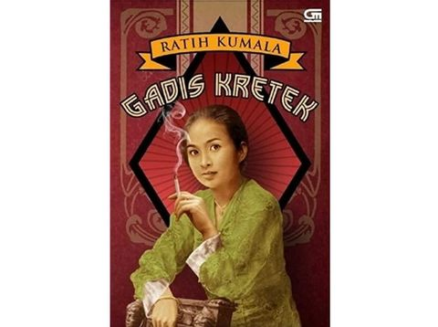 Novel Gadis Kretek karya Ratih Kumala