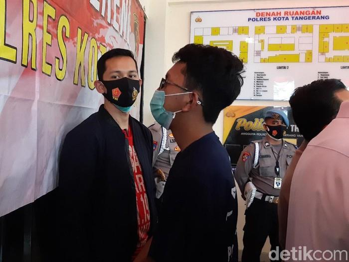 Pemuda Vandalisme Musala di Tangerang