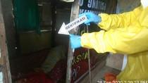 Mayat Wanita Terbungkus Seprai Ditemukan di Gubuk Humbahas, Diduga Dibunuh