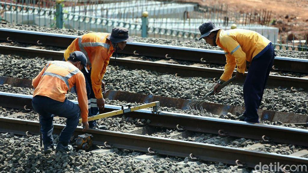 Batal Digarap Korea, Proyek Rel Kereta di Bengkulu Dibidik BUMD