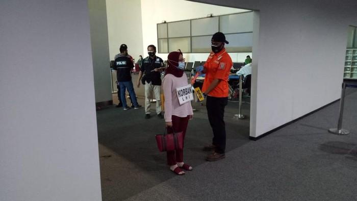 Polisi gelar rekonstruksi kasus pelecehan di Bandara Soetta
