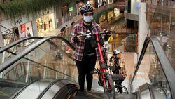 Melihat Tren Bersepeda Dalam Mal di Makassar