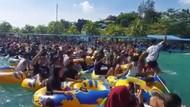 Viral Party di Kolam Renang Saat Pandemi, Pengelola Dapat Peringatan Keras