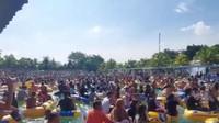 Viral Party di Kolam Renang Saat Pandemi, Satgas COVID-19 Sumut Buka Suara