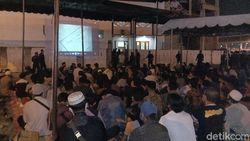 Dipenuhi Warga, Begini Suasana Nobar Film G30S/PKI di Medan