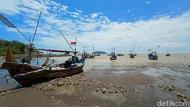 Heboh Video Air Laut Surut di Pantai Jepara, Begini Penjelasan BMKG