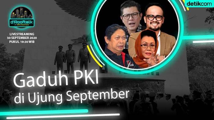 thumbnail dRooftalk Gaduh PKI di Ujung September