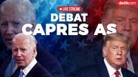 Kecerdasannya Dipertanyakan, Trump Marah dan Sebut Biden Tidak Pintar