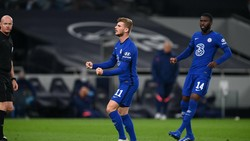 Piala Liga Inggris: Chelsea Ungguli Tottenham di Babak Pertama