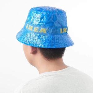 IKEA Rilis Topi yang Terbuat dari Material Tas Belanja Plastik