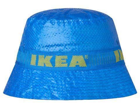 IKEA rilis topi terbuat dari material tas Frakta.