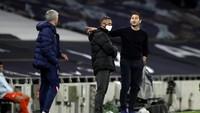 Lampard Akui Kalah Taktik dari Mourinho