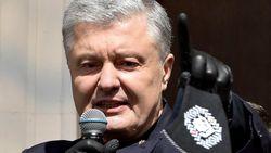 Mantan Presiden Ukraina Poroshenko Positif Corona