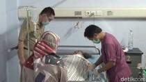 Sempat Dirawat 4 Hari, Ibu yang Digorok Anak Kandung di Mojokerto Meninggal