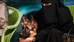 Tak Cuma Pantai Bikini, Arab Saudi Juga Punya Kafe Anjing