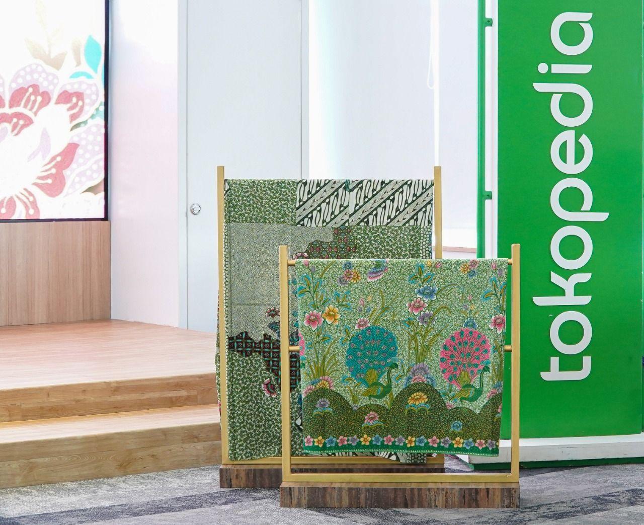 Batik Tokopedia