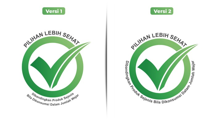 BPOM Keluarkan Logo Pilihan Lebih Sehat untuk Makanan Kemasan