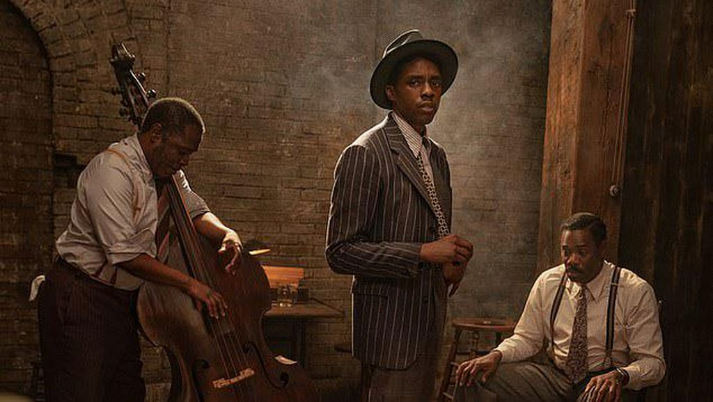 Trailer Film Terakhir Chadwick Boseman Ma Raineys Black Bottom Dirilis