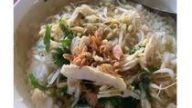 Cukup Rogoh Kocek Rp 2 Ribu Bisa Kenyang Makan Soto Ayam di Sini