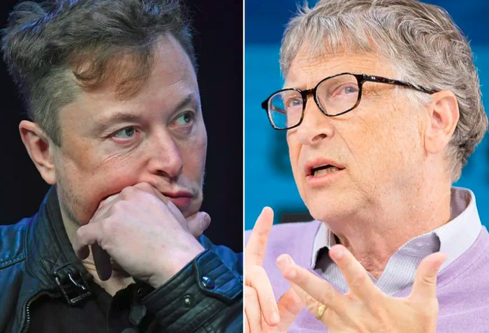 Bill Gates vs Elon Musk