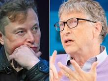 Rentetan Saling Sindir Bill Gates VS Elon Musk
