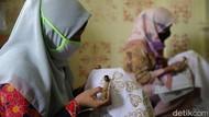 Jelang Hari Batik Nasional, Perajin Murung Terdampak Pandemi COVID-19