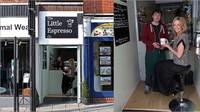 Hanya Untuk 2 Orang, Ini Potret Restoran dan Kafe Terkecil di Dunia