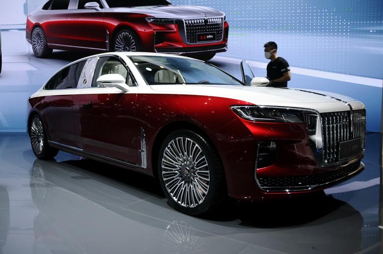 Hongqi H9+ Mobil untuk Kalangan VIP