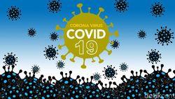 DKI 964, Ini Sebaran 3.602 Kasus Positif Corona pada 20 Oktober