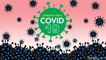 Tambah 4.369, Kasus Positif COVID-19 di RI 23 Oktober Jadi 381.910