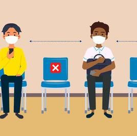 Intip 4 Alasan Pentingnya Jaga Jarak dengan Orang Lain Saat Pandemi