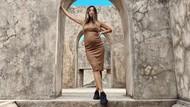 Jennifer Bachdim Babymoon ke Situs Warungboto, Ini Istimewanya