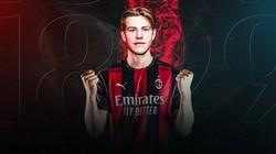 AC Milan Resmi Dapatkan Wonderkid Norwegia Ini