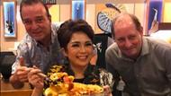Sebelum Positif Covid-19, Joy Tobing Hobi Makan Bareng Teman dan Keluarga