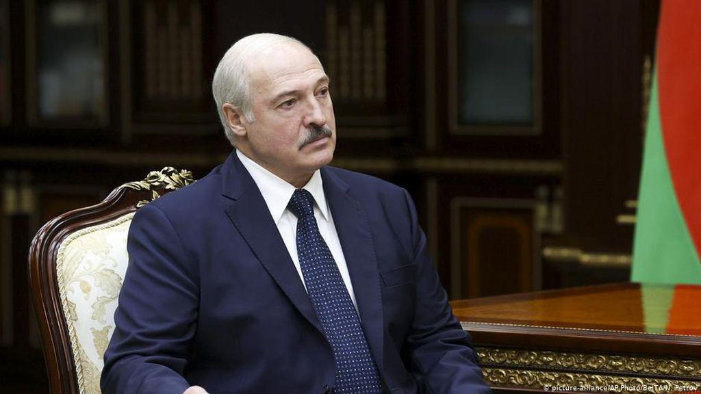 Kanada-Inggris Beri Sanksi ke Lukashenko, Merkel Terima Tokoh Oposisi Belarus