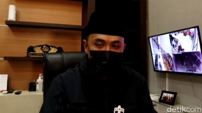 Kapolres Sukabumi AKBP Lukman Syarif (Syahdan/detikcom)