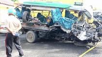 Korban Tewas Kecelakaan Beruntun di Wonosobo Bertambah Jadi 5 Orang