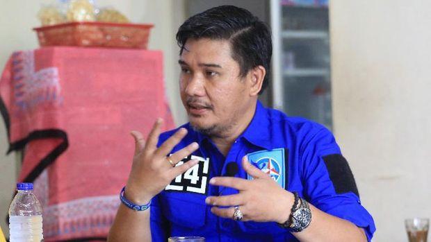 Ketua Banggar DPRD Makassar Ketua Banggar Adi Rasyid Ali