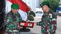 KSAD Pimpin Penyerahan Jabatan Kepala RSPAD-Laporan Kenaikan Pangkat 9 Pati